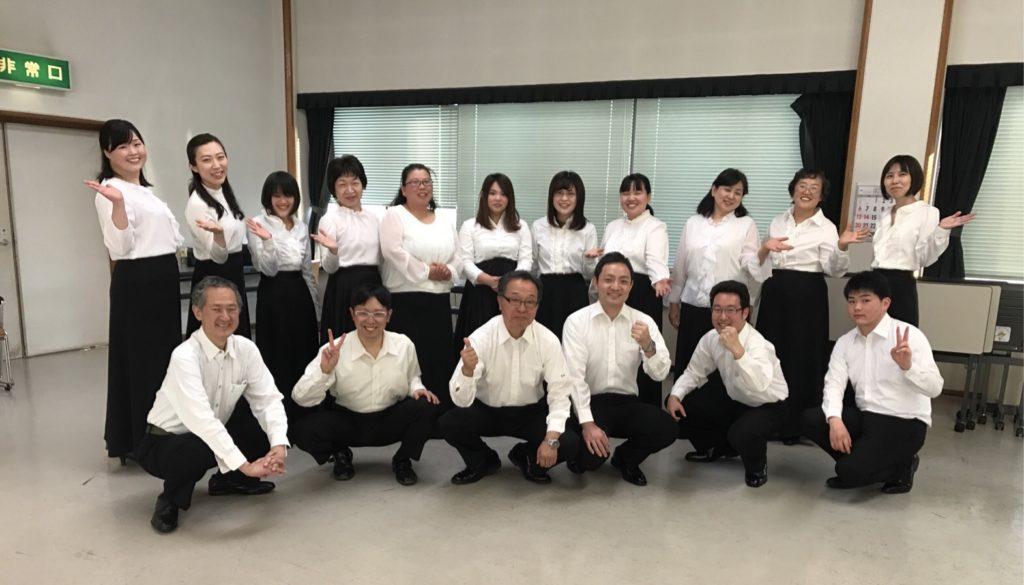 平成31年アンサンブルコンテストから〜Aチーム 白鳥組〜