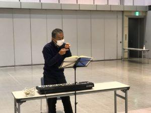 川田明良先生